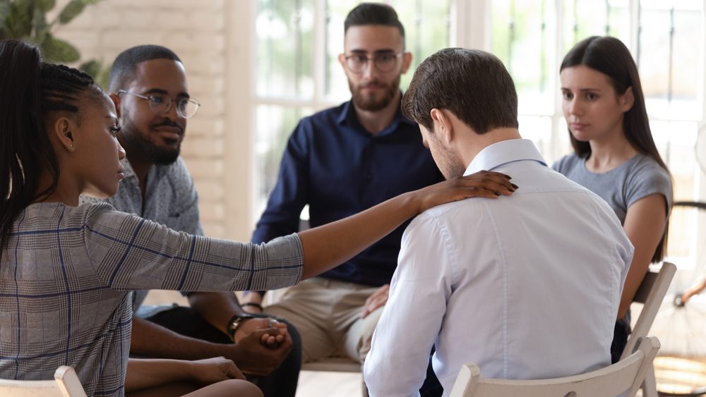 substance use disorder getting help